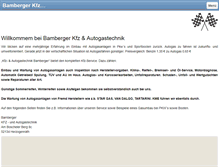 Tablet Preview of fbamberger.de